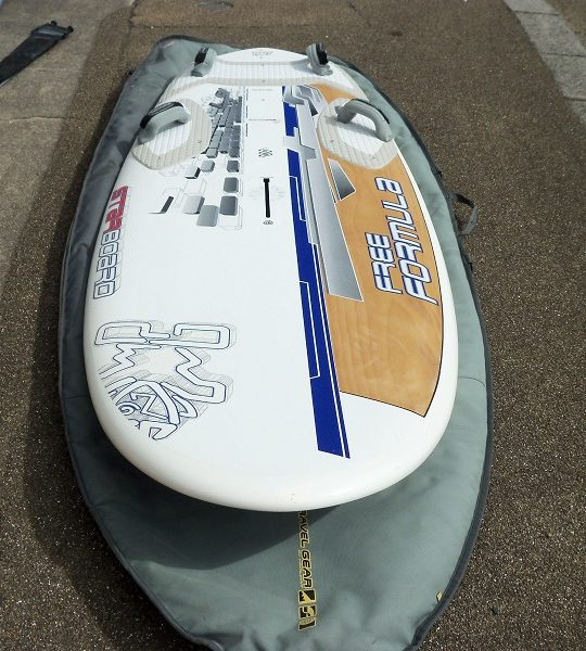 Starboard Free Formula 167 a