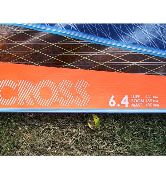 GA SAILS Gaastra Cross 6.4 2015