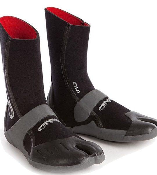 typhoon zephyr 5mm split toe boot a