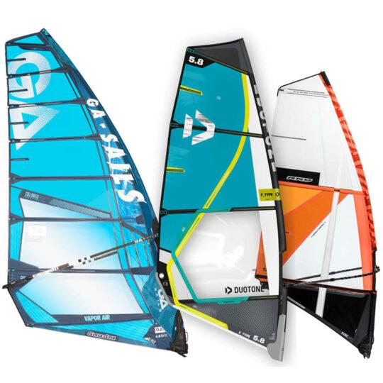 Foiling Sails